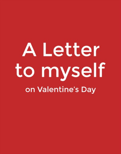 Love Letter to Myself