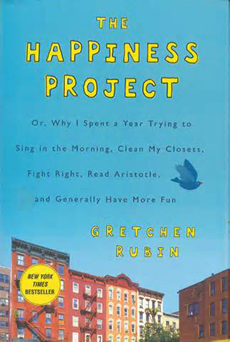 Books to Read - The Happiness Project