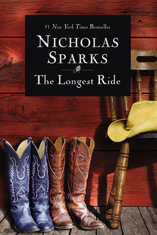 Books to Read - The Longest Ride