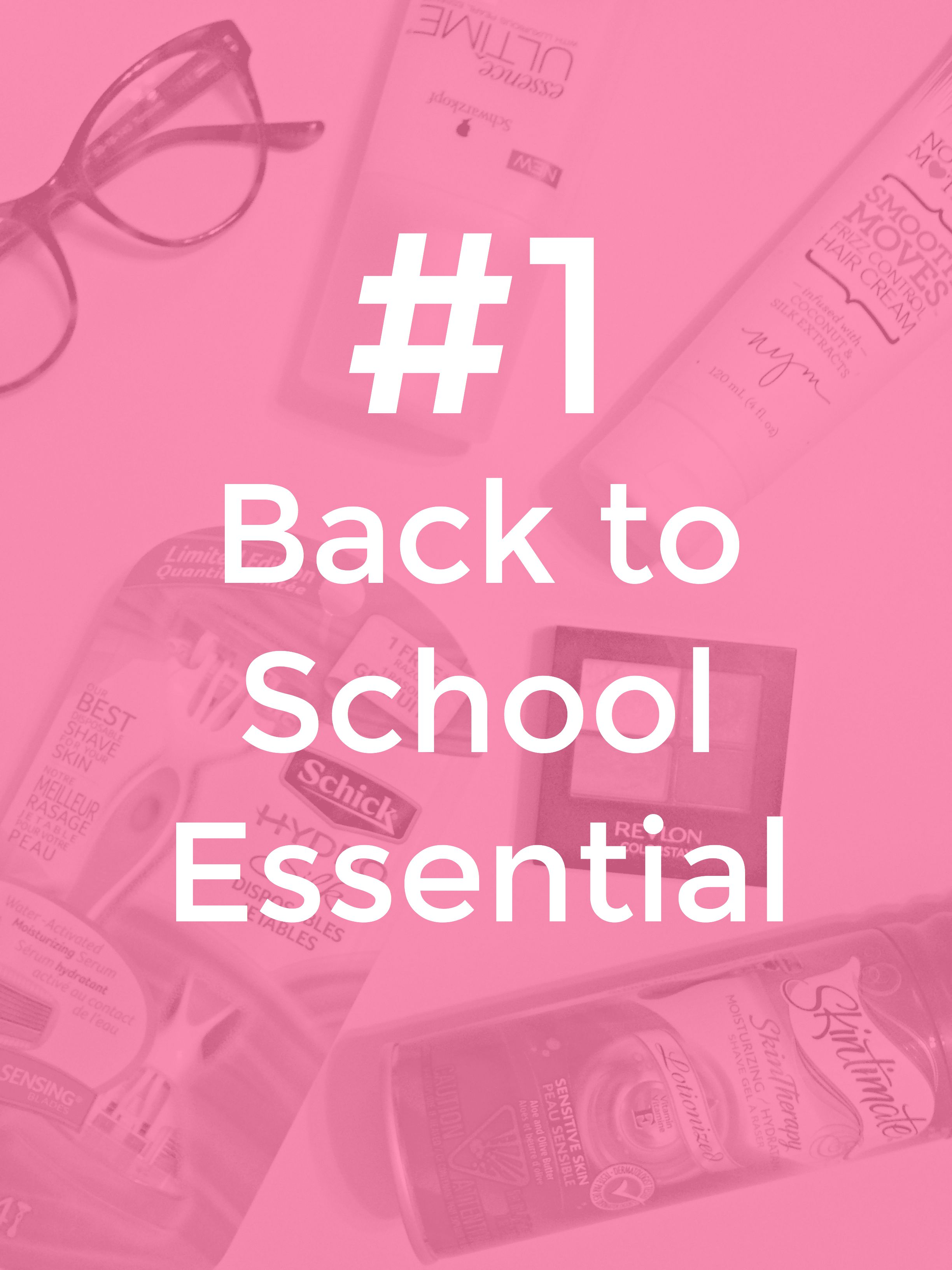 back to school essential-pink