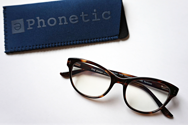 Phonetic Eyewear - Computer Glasses