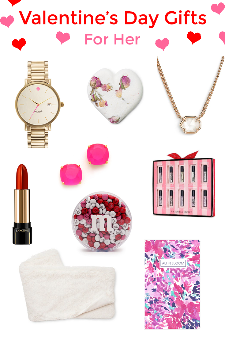 Valentine 39 s day gift ideas for her ali in bloom for Gifts for her valentines day