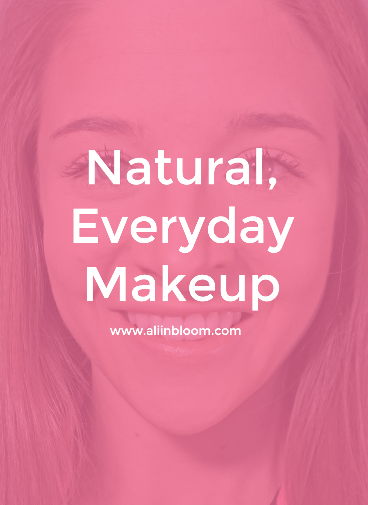 Natural Everyday Makeup