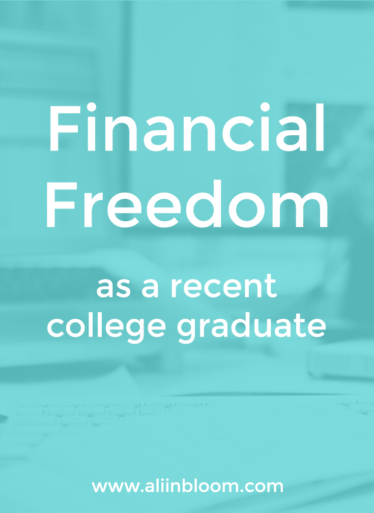 Janine Rogan Interview - personal finance tips for college grads