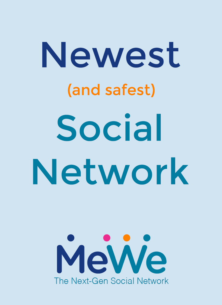 MeWe Next-Gen Social Network is the only social media network that has a Privacy Bill of Rights for its members. Can you believe that?