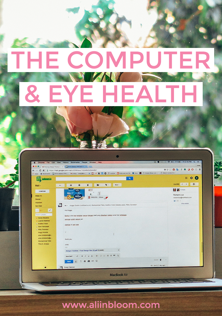 Just because you sit in front of a computer all day doesn't mean you have to suffer the pain because of it. Learn how to prevent computer eye strain even while going to school or working a 9-5.