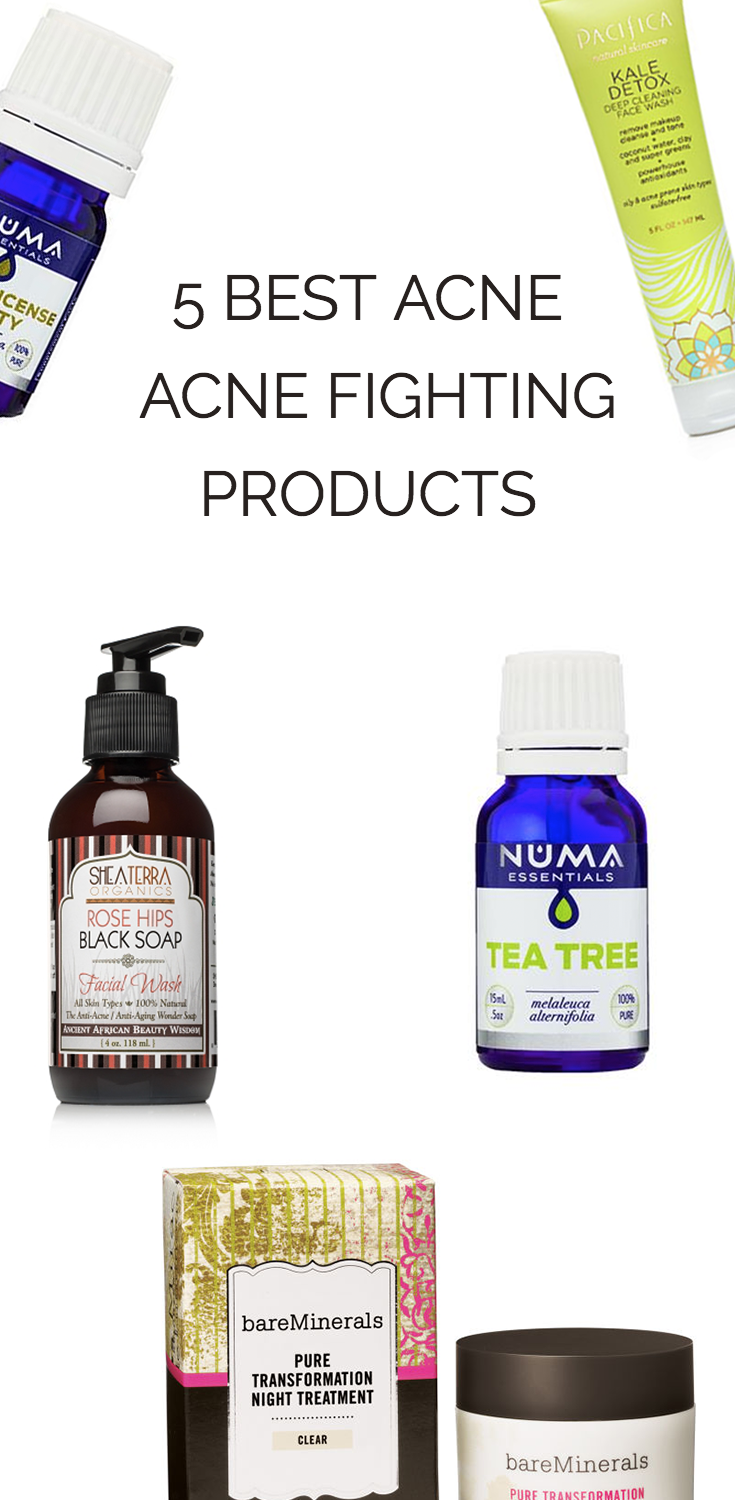 Best Acne Products to Fight and Prevent Breakouts - Ali in Bloom