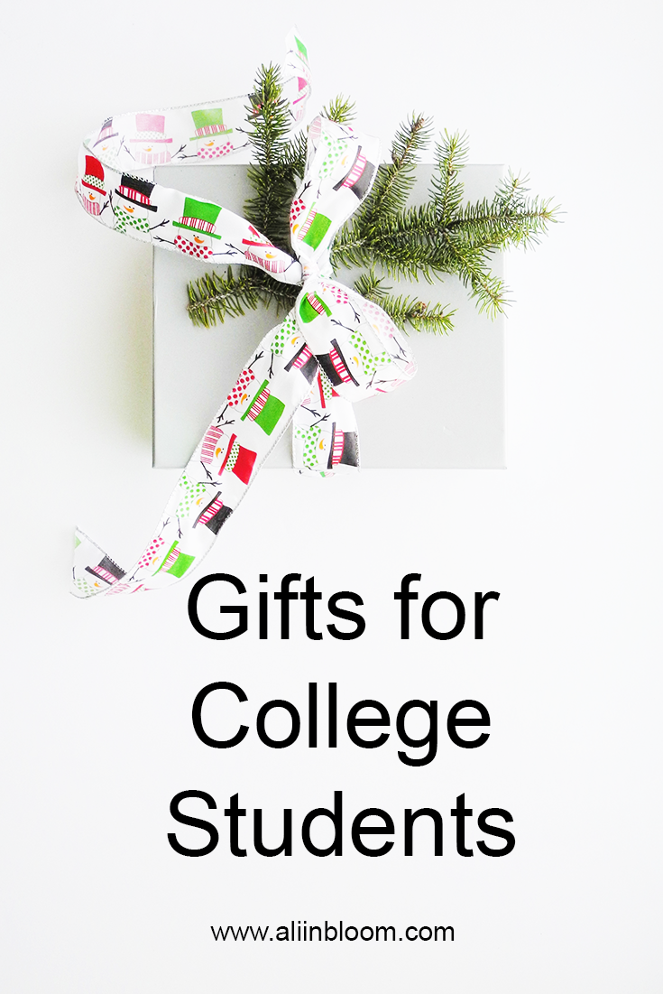 christmas presents for college students